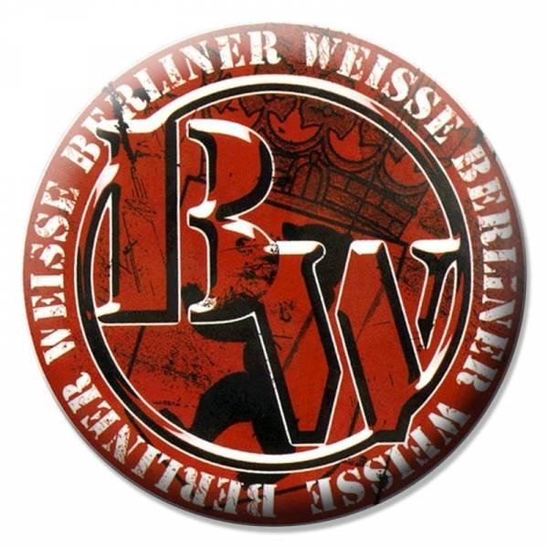 Berliner Weisse - Logo neu, Aufkleber