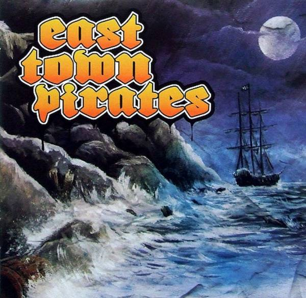 East Town Pirates – East Town Pirates, LP weiß
