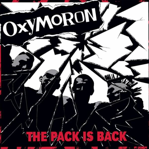Oxymoron - The Pack is back, LP schwarz, 1999 Cyclone Records