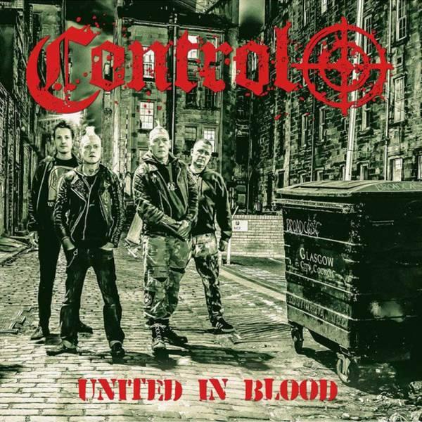 Control - United in blood, LP lim., verschieden Farben