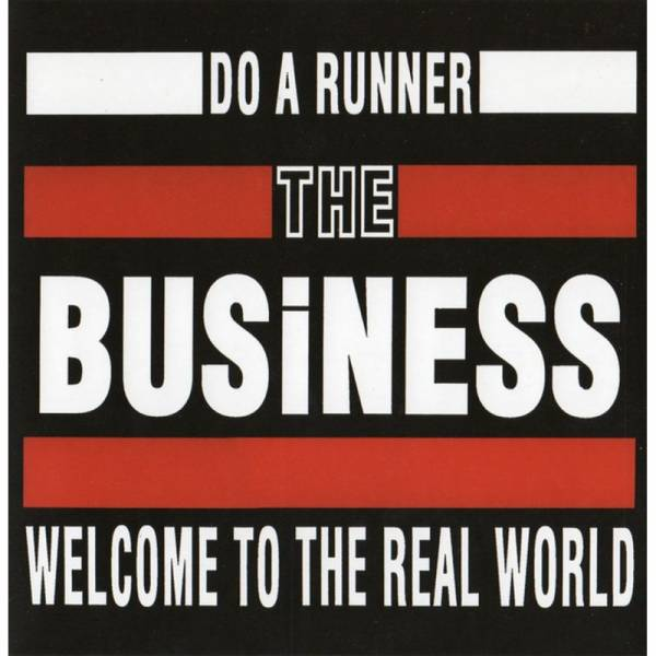 Business, The - Do A Runner, 7'' lim. 400 schwarz