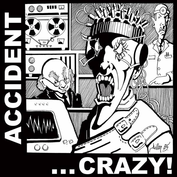 Major Accident - Crazy, LP lim. 500, verschiedene Farben