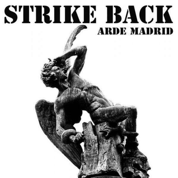Strike Back - Arde Madrid, LP lim. 200 schwarz