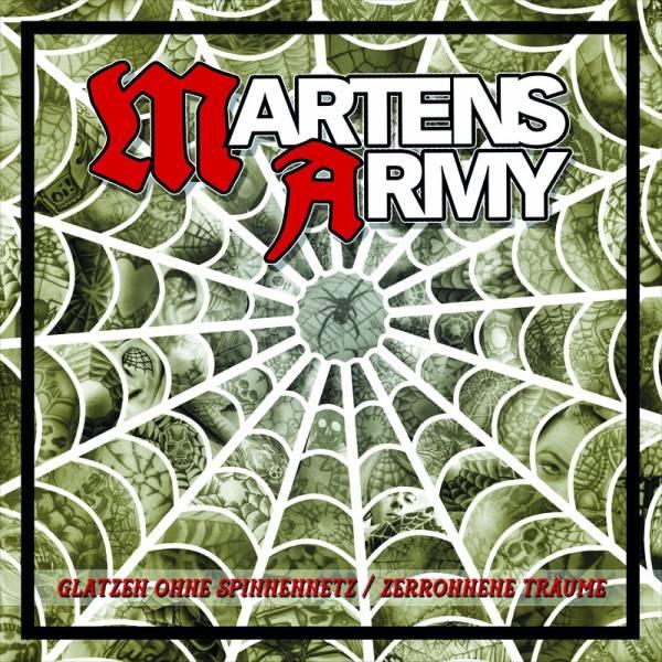 """Haymaker / Martens Army - Split, 7"""" lim. 600, verschiedene Farben"""