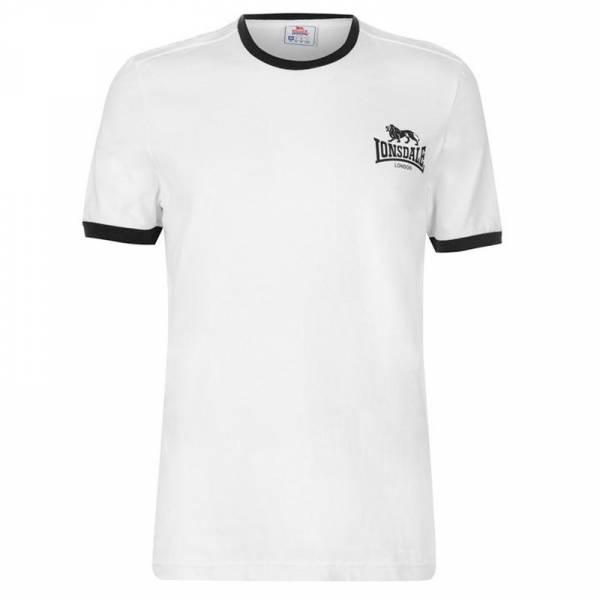 Lonsdale - Ringer, T-Shirt Retro, verschiedene Farben