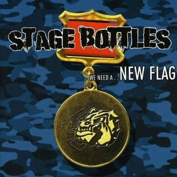 Stage Bottles - New Flag, CD