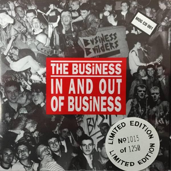 Business, The - In and out of business, CD limitiert und nummeriert von 1994