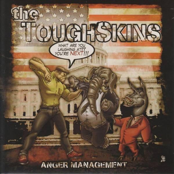 Toughskins, The - Anger Management, 7'' lim. verschiedene Farben