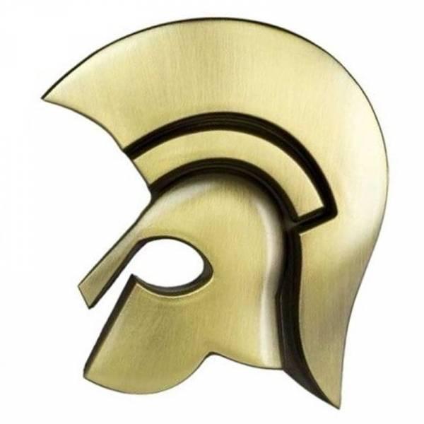 Trojan - Helm, Gürtelschnalle verschiedene Farben