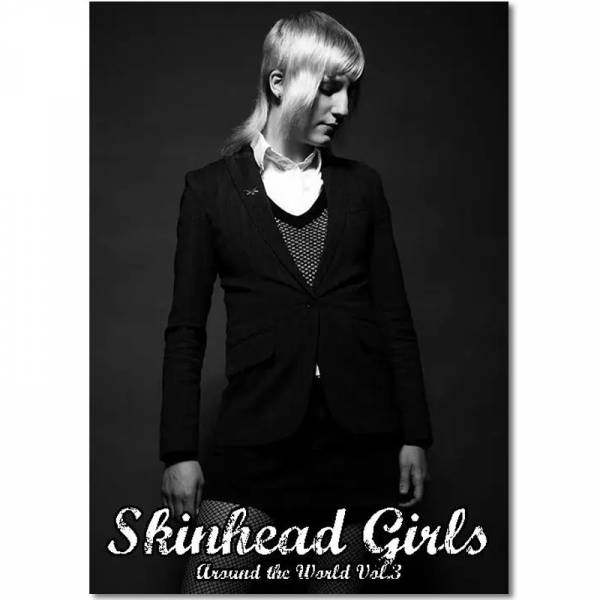 Skinhead Girls - Around the world Vol. 3, Buch lim. 1000