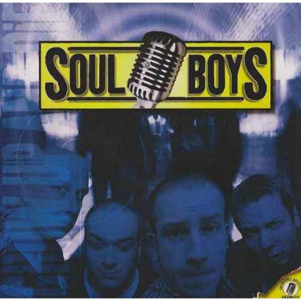 Soul Boys - Grow up and die, LP schwarz