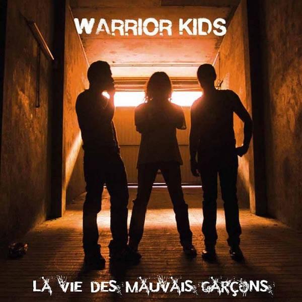 Warrior Kids - La Vie Des Mauvais Garçons, LP schwarz