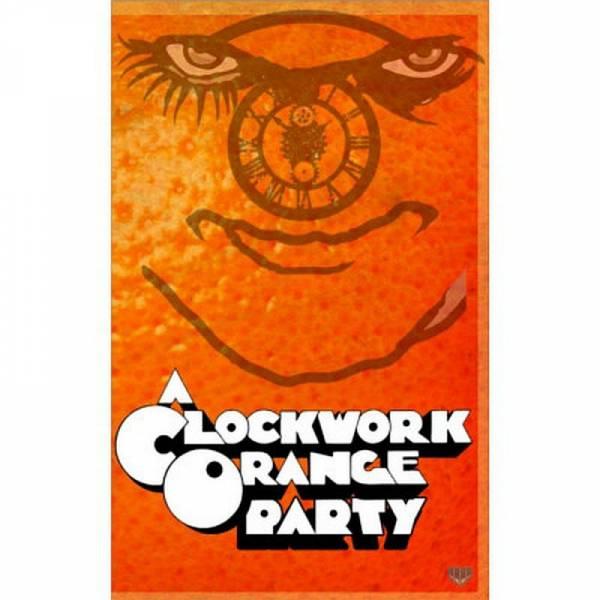 V/A A Clockwork Orange Party, Kassette lim. 200