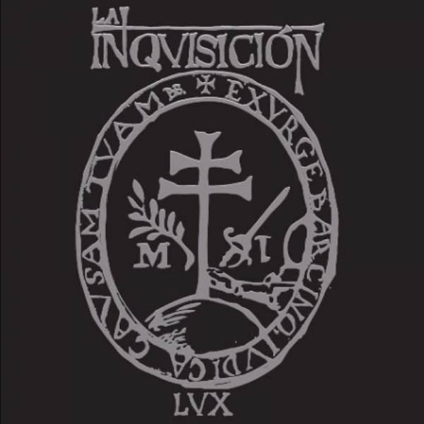 La Inquisición - LVX, 12'' lim. 1000 verschiedene Farben 2. Pressung