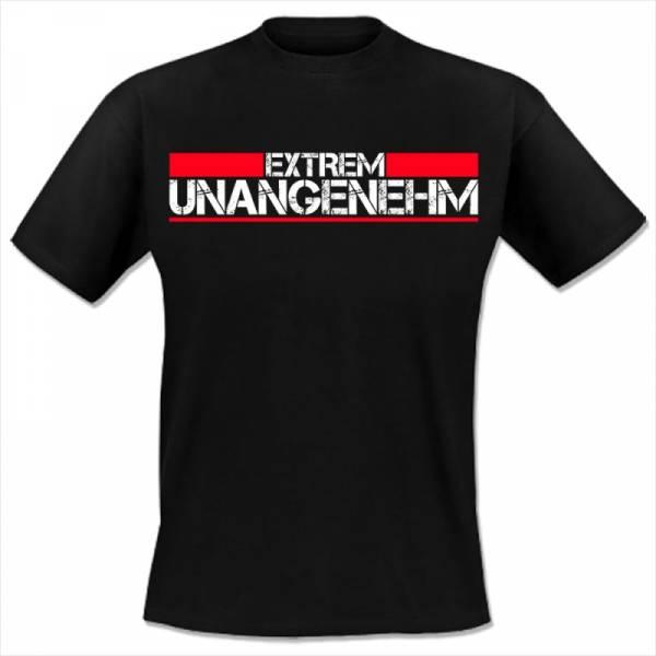 Extrem Unangenehm - Logo, T-Shirt