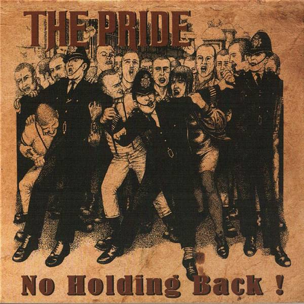 Pride, The - No holding back, CD Digipack