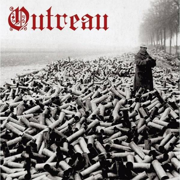 Outreau - 1st EP, 7'' rot