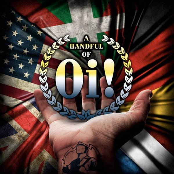 V/A A handful of Oi!, CD