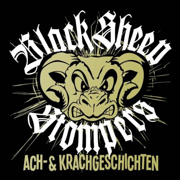 Black Sheep Stompers - Ach- und Krachgeschichten, CD