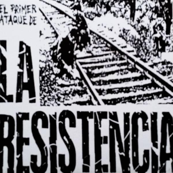 """La Resistencia - El primer ataque da la resistencia, 7"""" lim. 500 verschiedene Farben"""