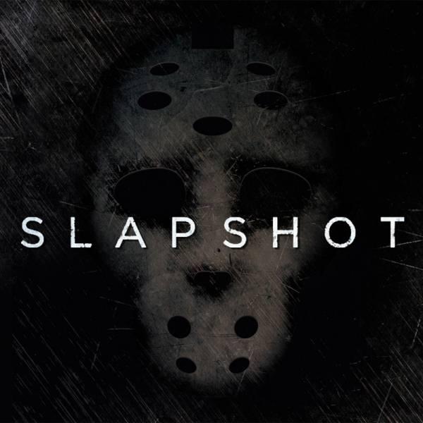 Slapshot - Slapshot, LP verschiedene Farben 2. Pressung