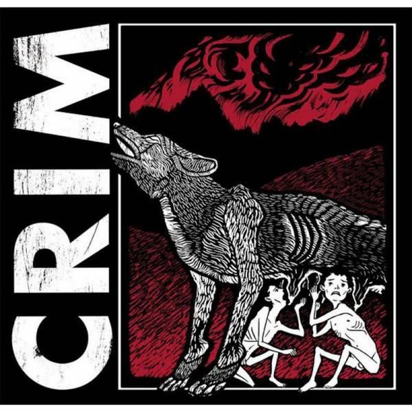 Crim - s/t, LP 3.Pressung schwarz lim. 500