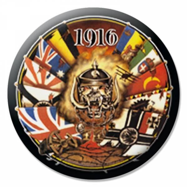 Motörhead - 1916, Button B071