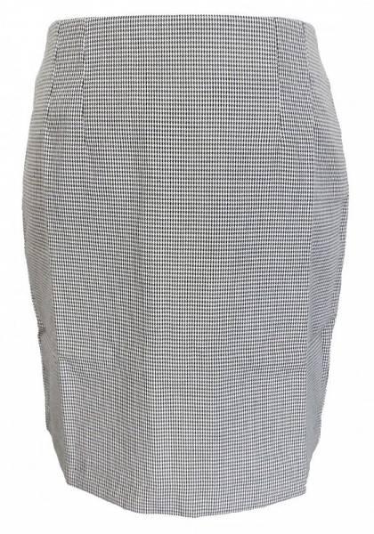 RELCO Clothing - Ladies Skirt Dogtooth grau, verschiedene Größen
