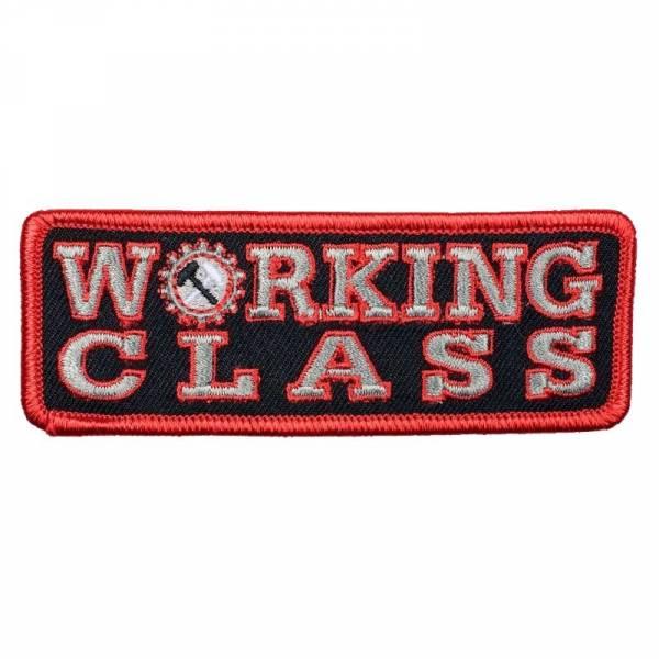 Working Class, Aufnäher