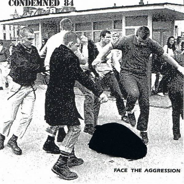 Condemned 84 - Face the aggression, CD