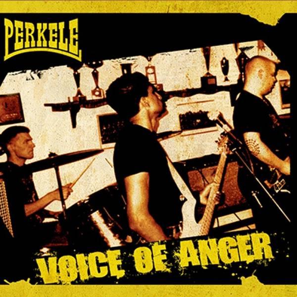 Perkele - Voice of anger, CD
