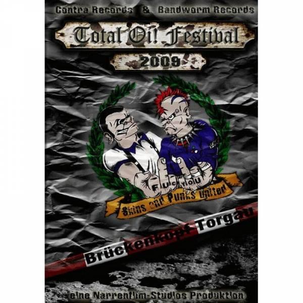 Total Oi! Festival 2009, DoDVD + PC-Spiel
