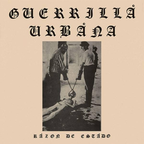 Guerilla Urbana - Razon de estado, LP lim. 500 schwarz