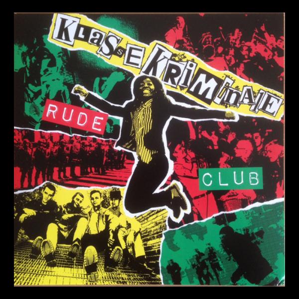 Klasse Kriminale - Rude Club, LP schwarz