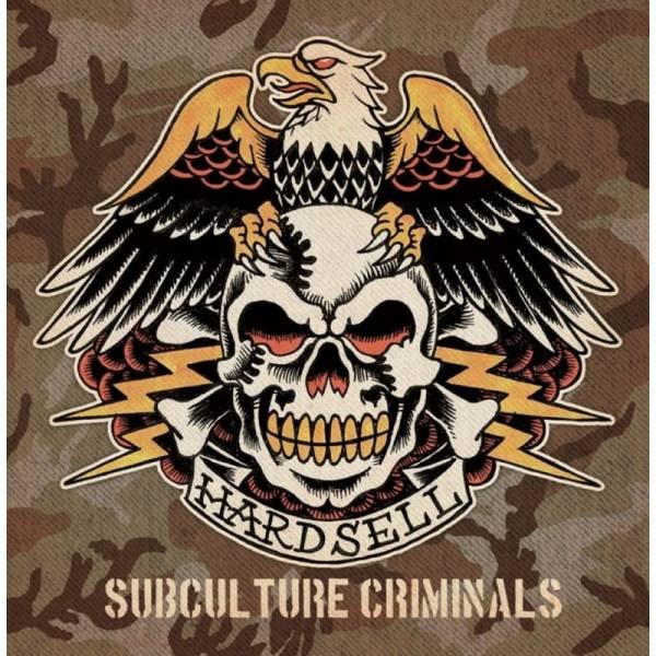 Hardsell - Subculture Criminals, LP lim. 500 verschiedene Farben
