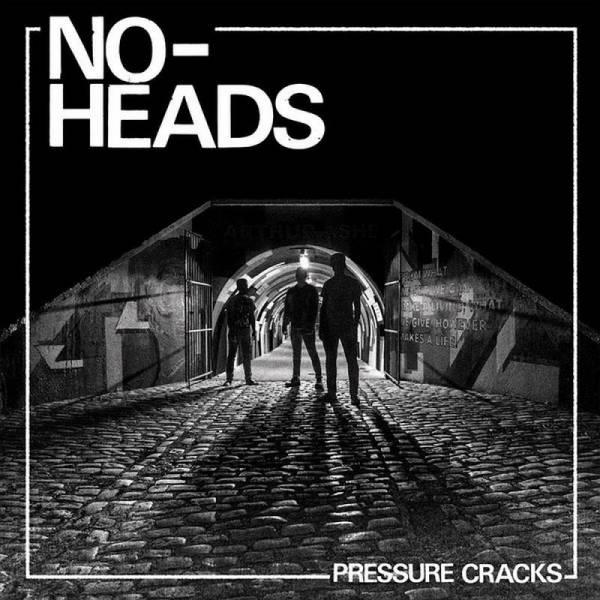 No-Heads - Pressure Cracks, 12'' lim. verschiedene Farben