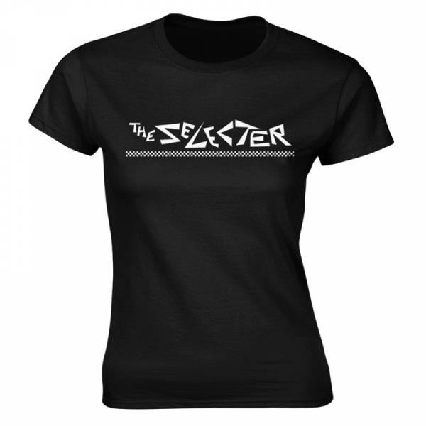 Selecter, The - Logo, Girlie Shirt schwarz