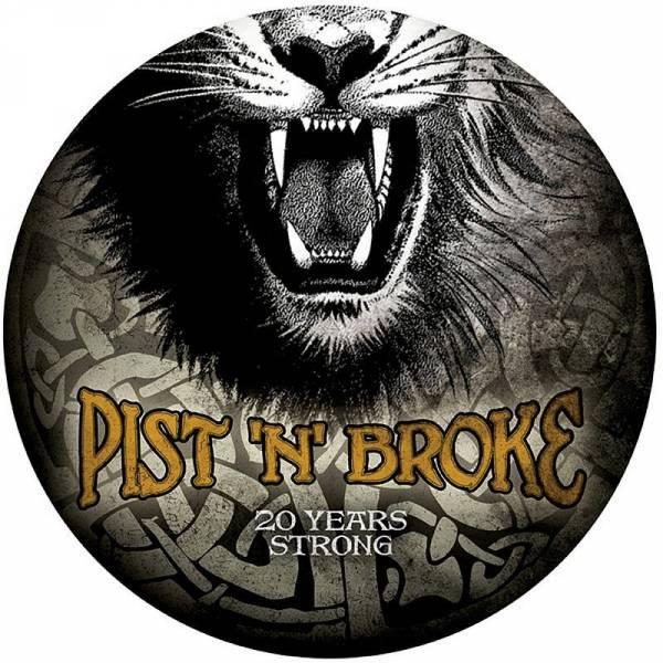 Pist 'n' Broke - 20 Years Strong, Picture LP