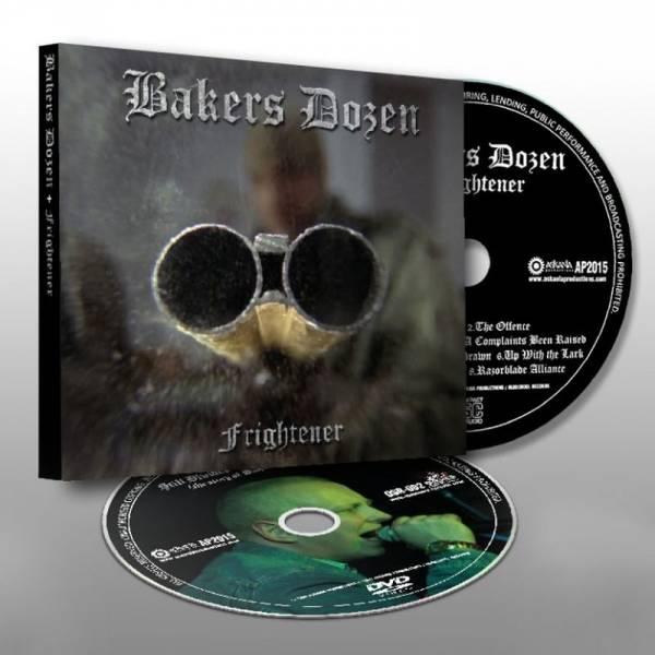 Bakers Dozen - Frightener, CD+DVD