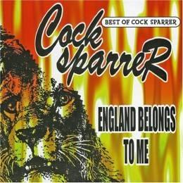 Cock Sparrer - England belongs to me, CD