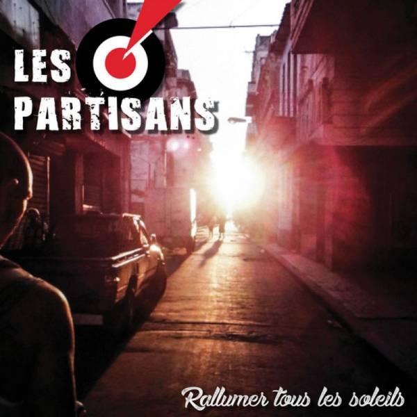Les Partisans - Rallumer Tous Les Soleils, LP lim. 500