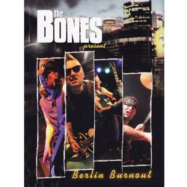 Bones, The - Berlin Burnout, DVD+CD Digipack