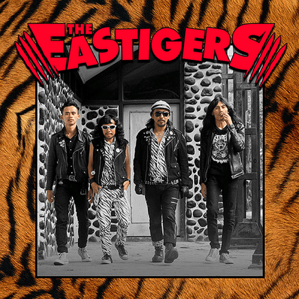 Eastigers, The - Dto., LP lim. 250 rot