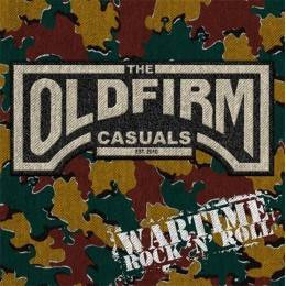 Old Firm Casuals - Wartime Rock'n'Roll, CD Digipack