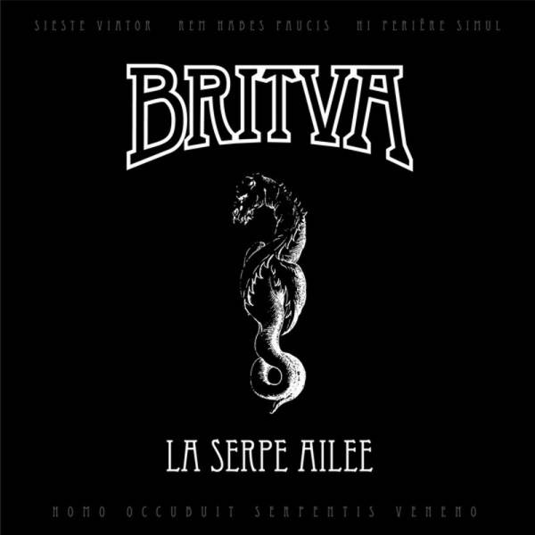 Britva - La serpe aillée, 7'' lim. 300 schwarz