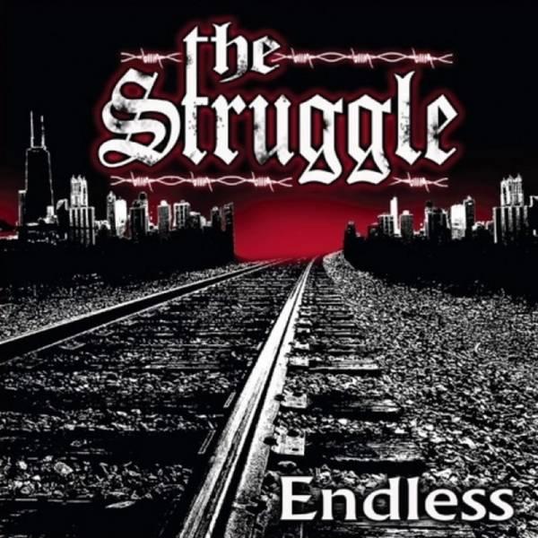 Struggle, The - Endless, CD DigiPack