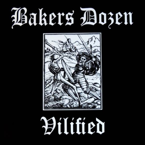 Bakers Dozen - Vilified, LP lim. 300 verschiedene Farben