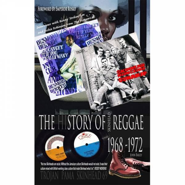 The History Of Skinhead Reggae - 1968-1972, Buch (engl.)