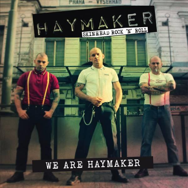 Haymaker - We are Haymaker, CD Neuauflage + Bonus