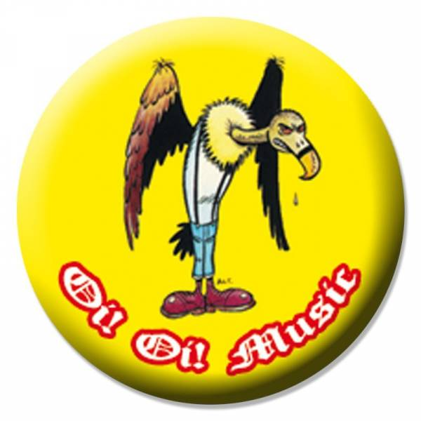 Oi! Oi! Music, Button B083